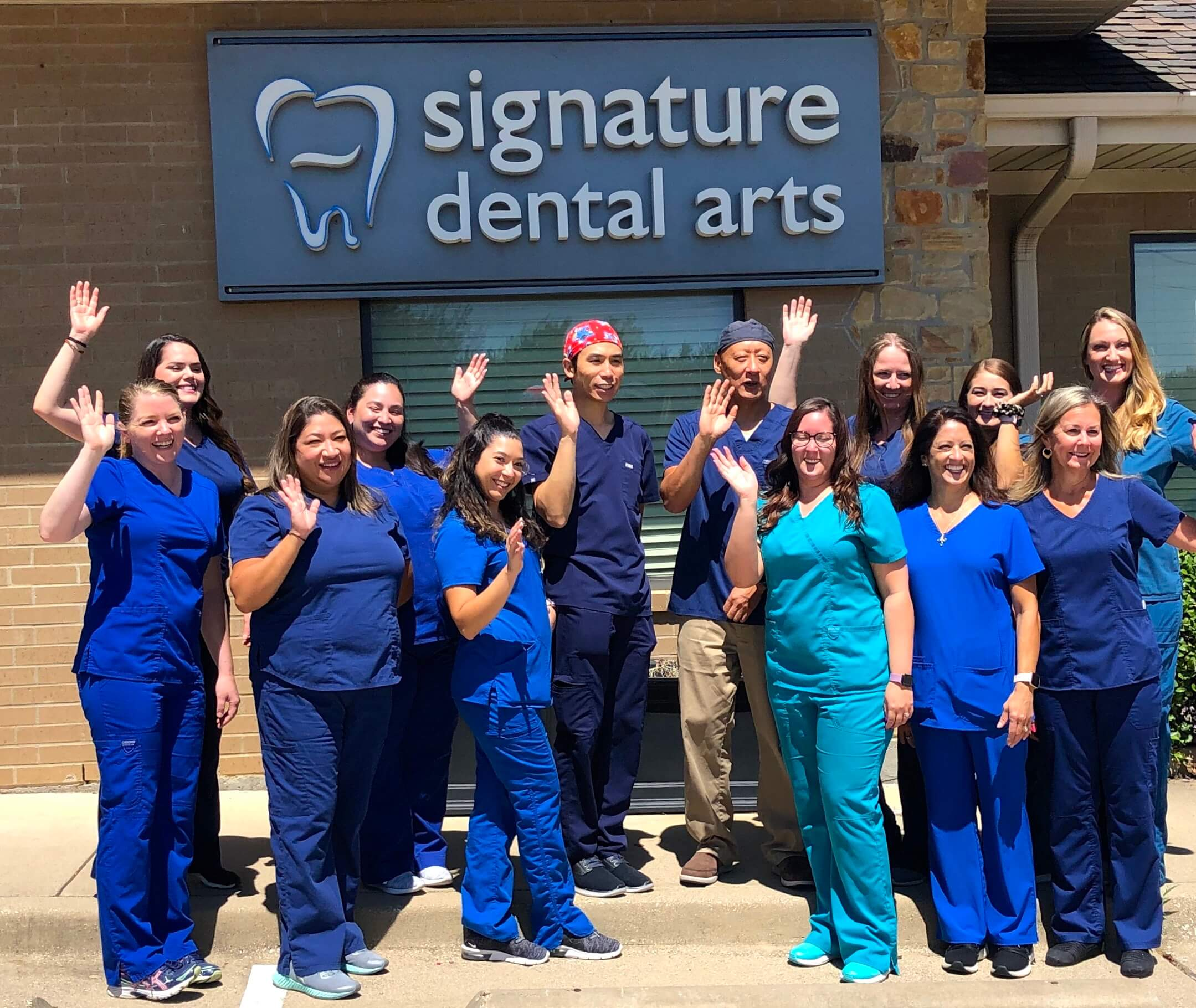 Team Signature Dental Arts